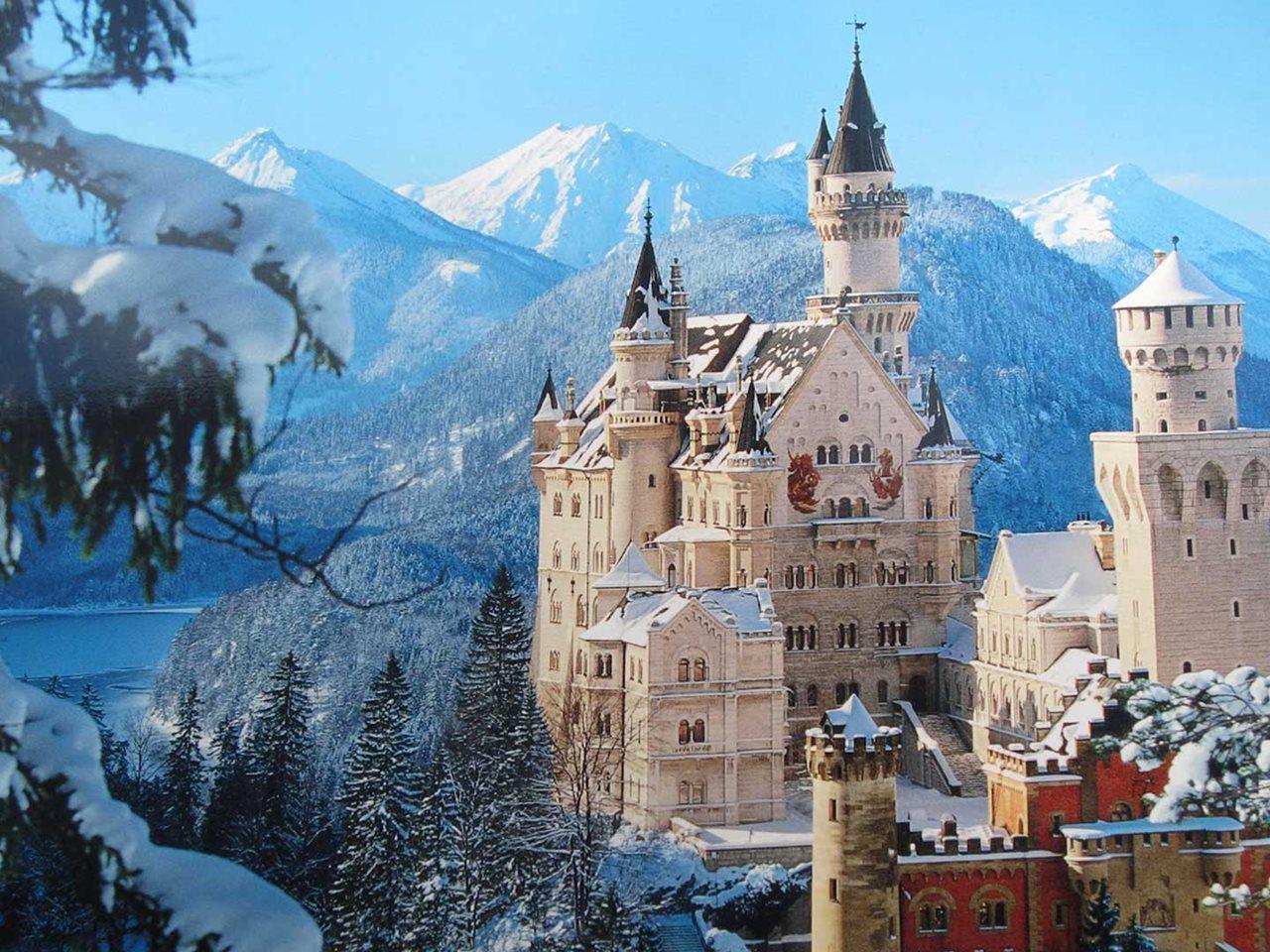 Kerstreis 7 dagen Bodensee