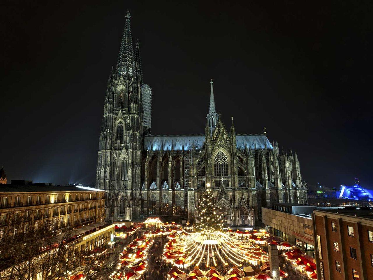 Kerstmarkten 2 dagen Keulen en Bonn