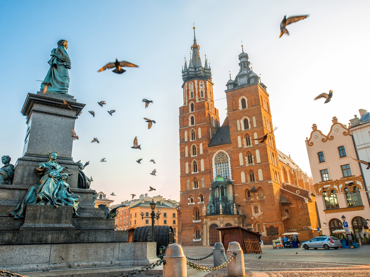 Excursiereis 8 dagen Krakau, 'Florence van Polen'