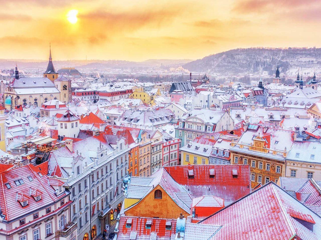 Kerstreis 5 dagen Praag
