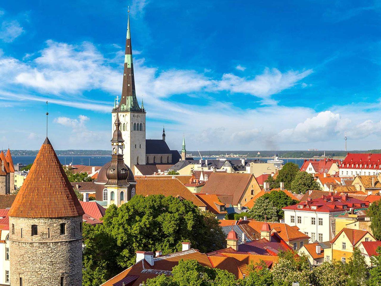 Excursiereis 10 dagen Baltische Staten: Estland, Letland en Lito