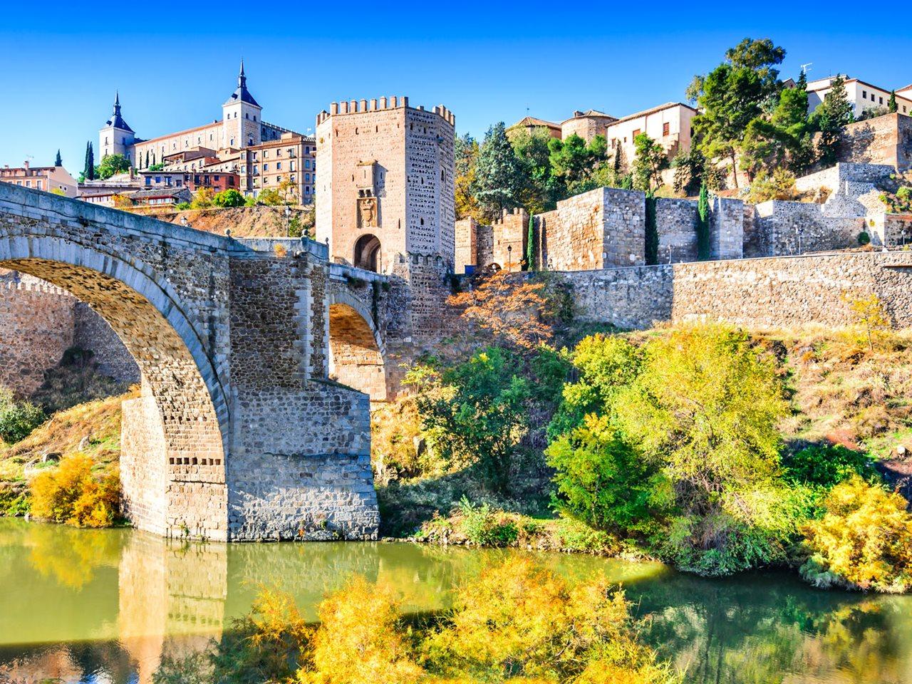 Excursiereis 11 dagen UNESCO Wereldcultuursteden Spanje