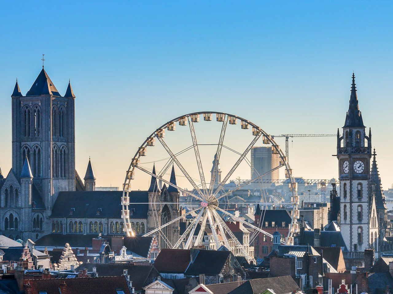 België, Antwerpen, Brugge, Gent, Brussel, Vlaanderen, , Kerstreizen, Stedentrips