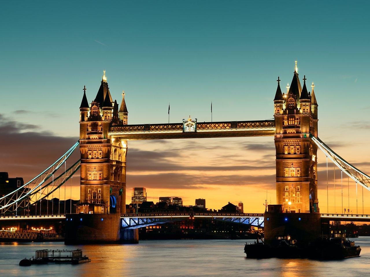 Engeland, Londen, , Kerstreizen, Stedentrips
