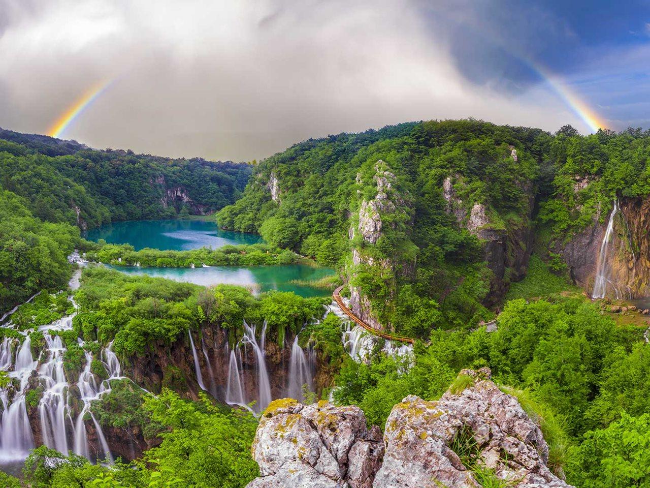 Excursiereis 10 dagen Kroatië, Opatija, Plitvice en Postojna