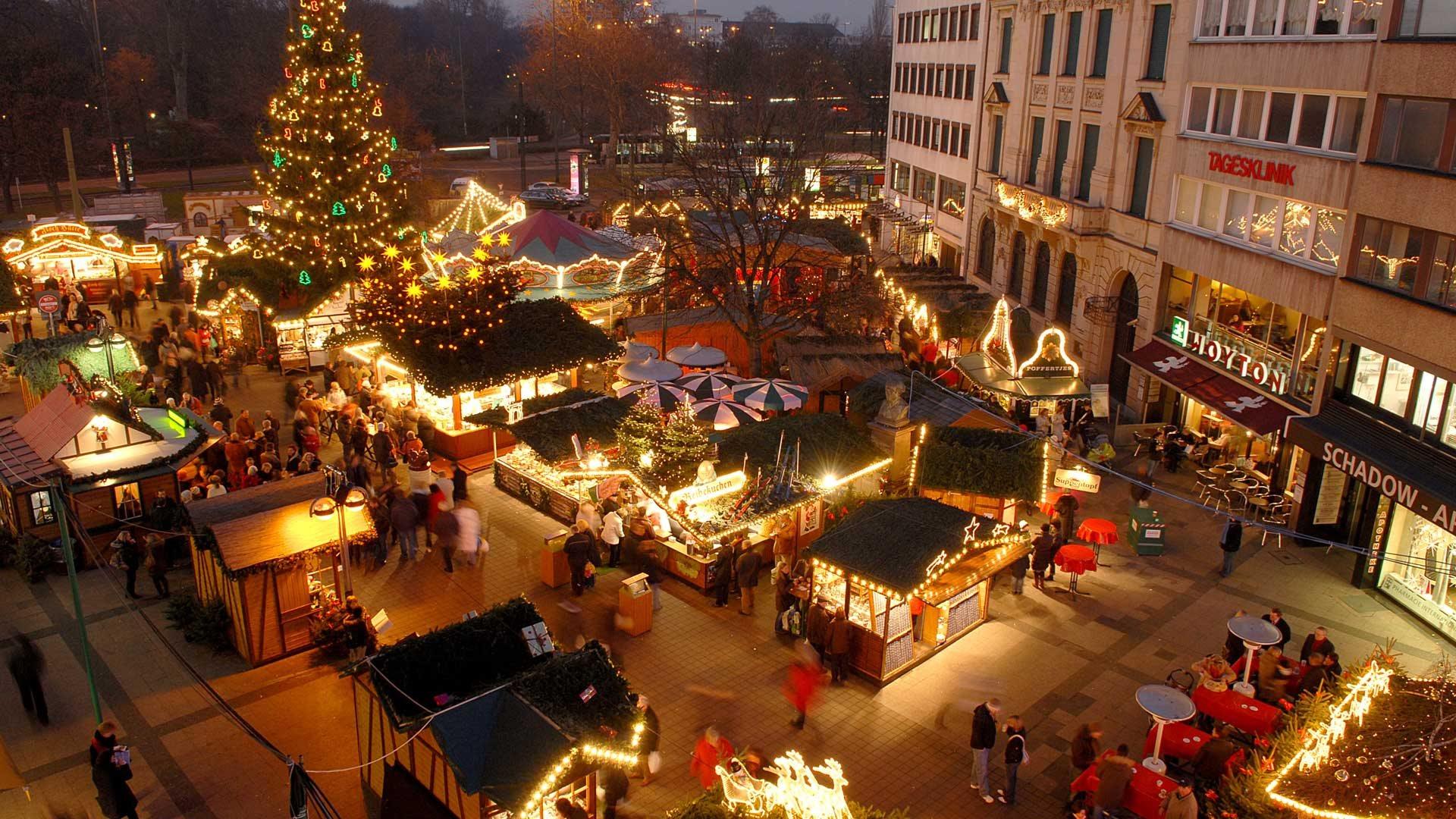 Kerstmarkt Rijncruise 3 Dagen Dusseldorf Volpension
