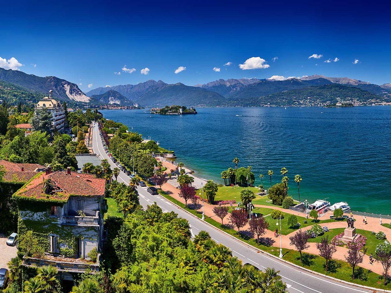 Excursiereis 10 dagen Italiaanse meren: Lago Maggiore, Orta en L