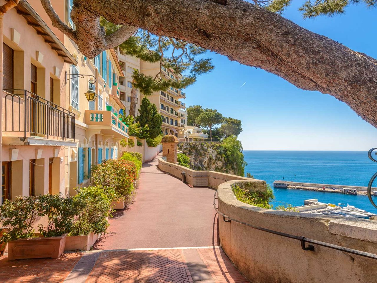 Excursiereis 8 dagen Italiaanse Bloemenrivièra en Côte d'Azur