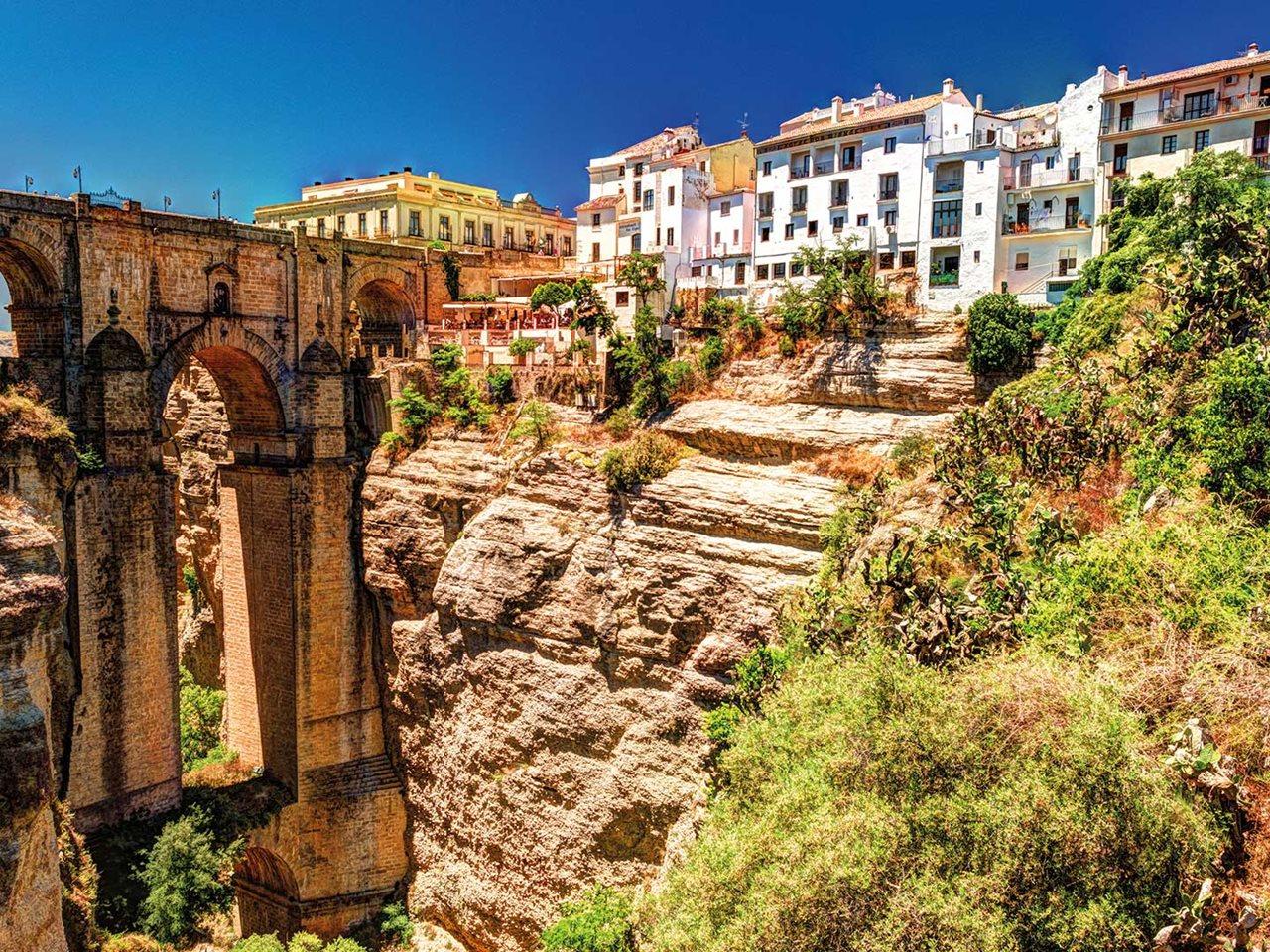Excursiereis 15 dagen Andalusië: Granada, Sevilla en Córdoba